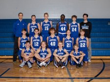 RESERVE BOYS BASKETBALL